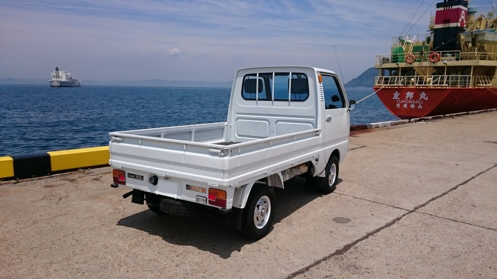 ミニキャブ T131型