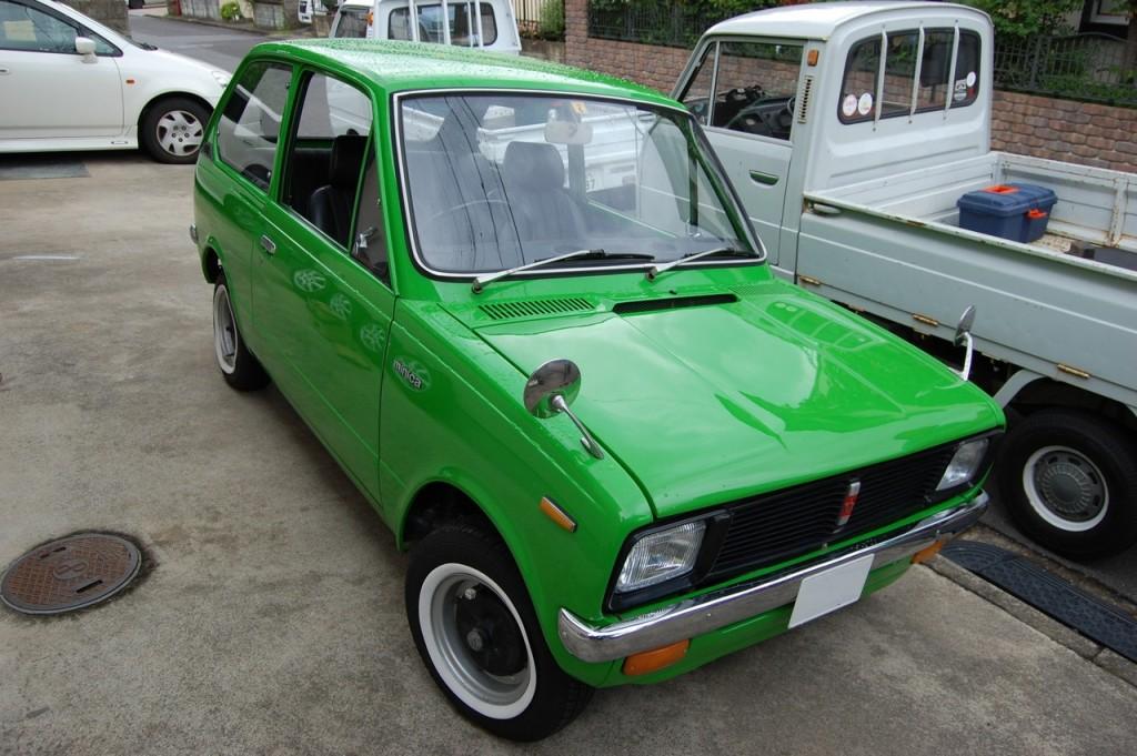 ミニカ70 A100型