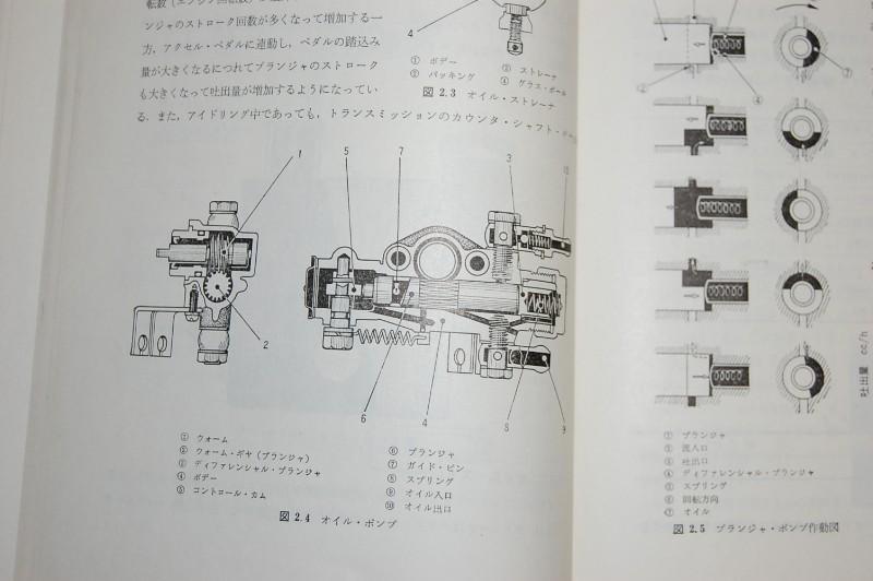 山海堂の「三菱360の整備」