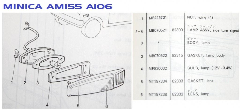 MINICA amiL A106V