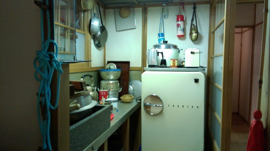 リアルな台所