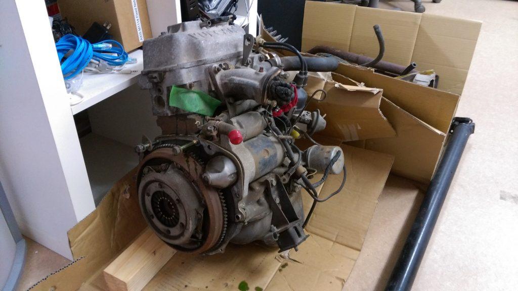2G23 550cc