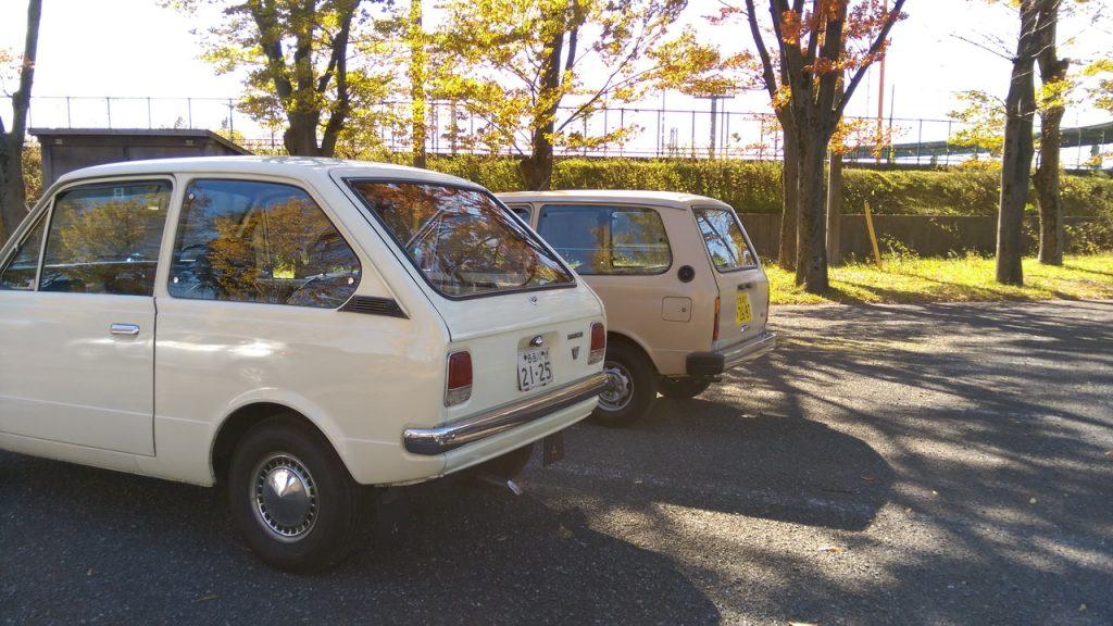 ミニカ70・ミニカ55バン