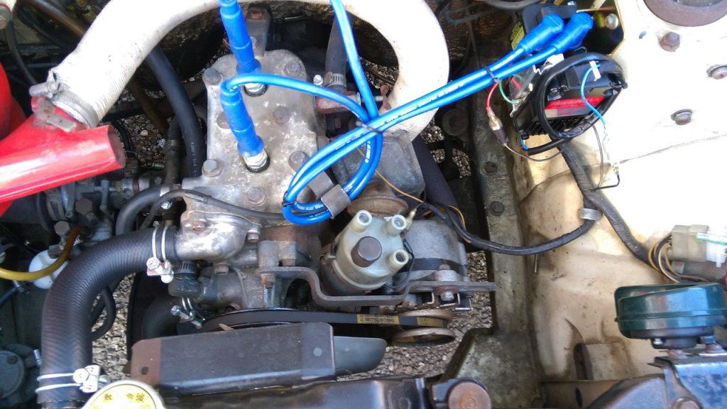 2G10エンジン