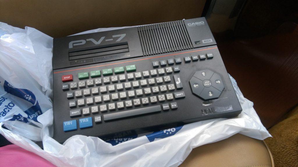 CASIO PV-7