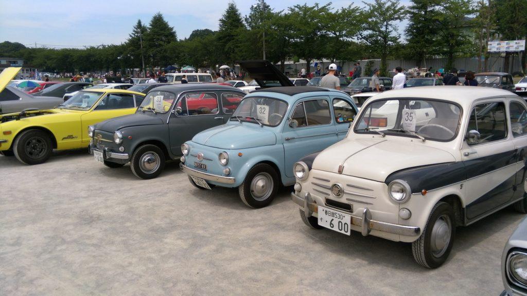 かわいいイタリア車
