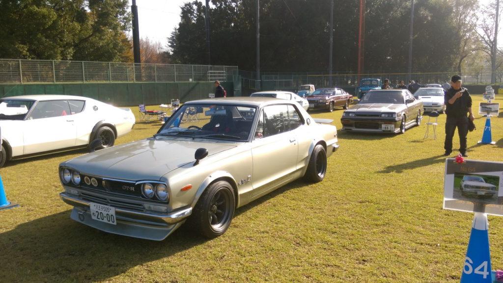 よくある旧車