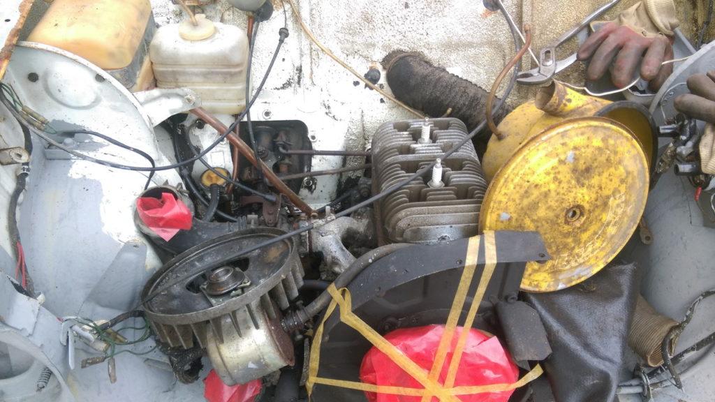 ME24エンジン